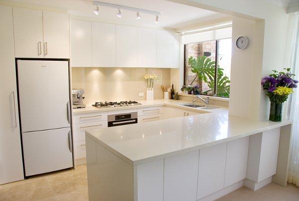 6 Contemporary Kitchen Designs For Small Spaces| Designer ...