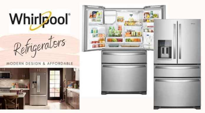 Whirlpool Refrigerator 2021 Whirlpool Refrigerators Reviewed