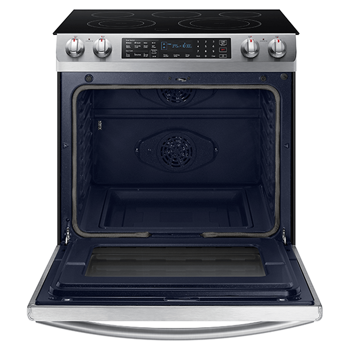 NE58K9430SS Samsung 30 Slide In Electric Range