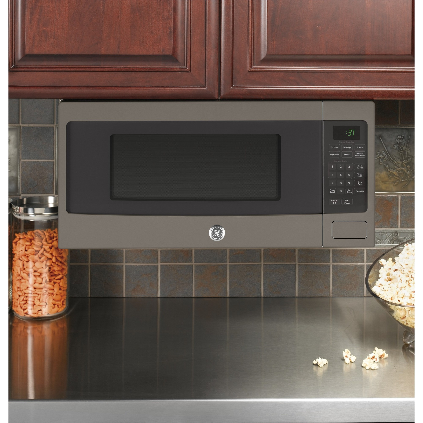 PEM31EFES GE Profile 11 Cu Ft Countertop Or Built In Microwave Oven