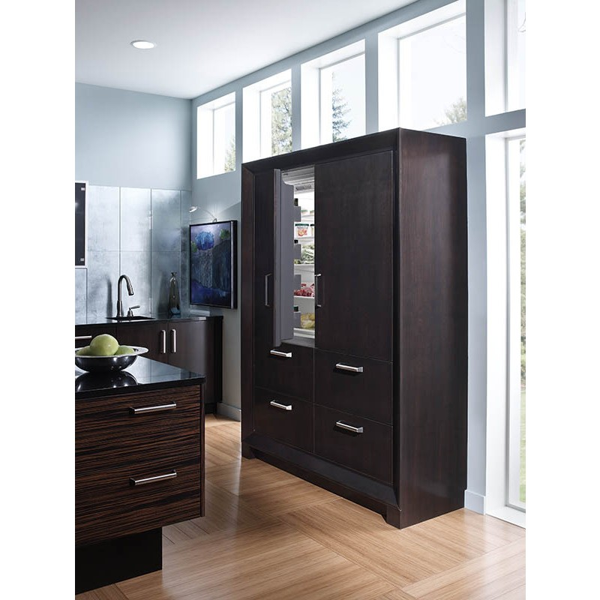 Sub Zero 700TR 27 Built In All Refrigerator PanelHandles Required