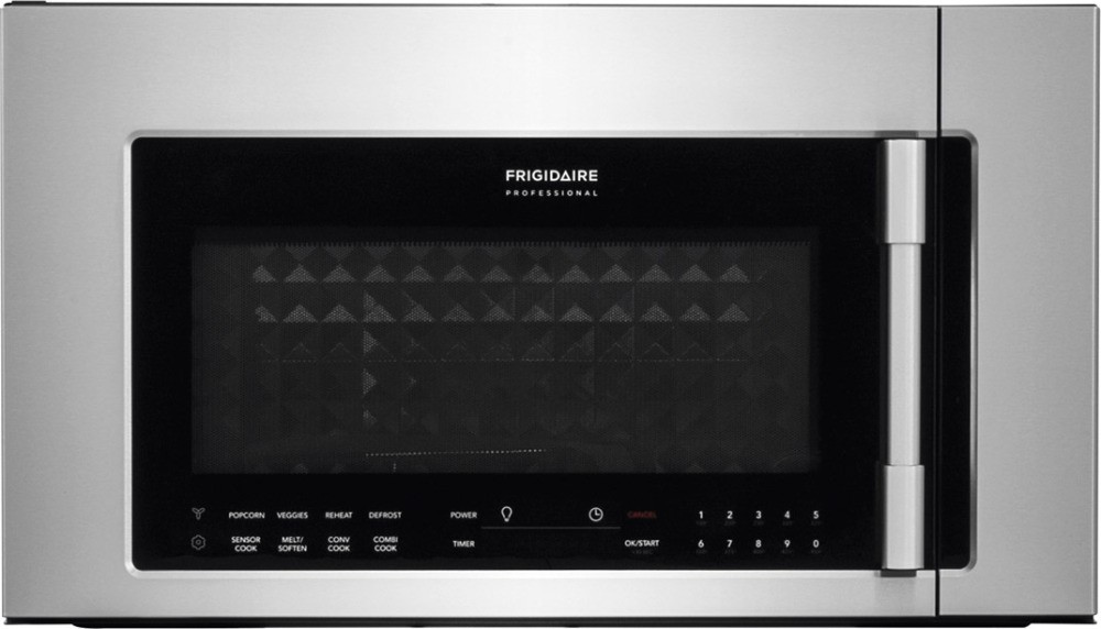 frigidaire professional fpbm3077rf over the range convection oven and microwave stainless steel