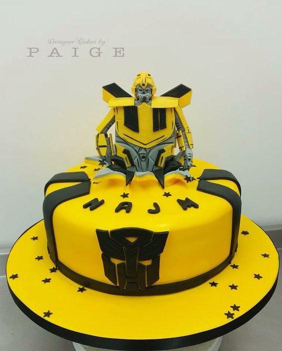 Transformers Birthday Cake Uk The Best Cake Of 2018