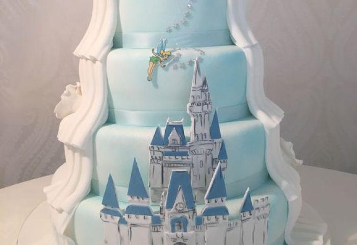 Disney Castle Hidden Design Designer Cakes By Paige