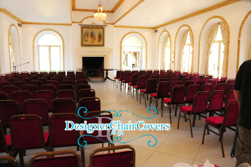 northbrook park wedding chair covers