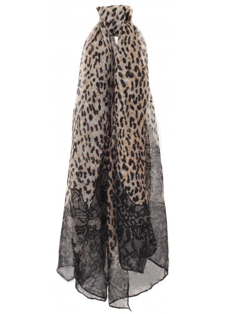 Leopard Print Scarf Buy 2 Scarves For 20