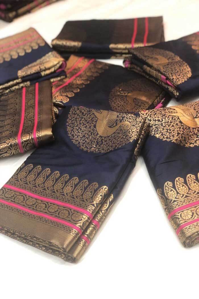 Amazing Soft silk saree
