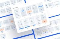 Eggplore UI Styleguide for Sketch and Figma | DesignerMill