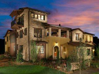 greg, Greg Comstock, comstock design Exterior Front Solterra Parade Home