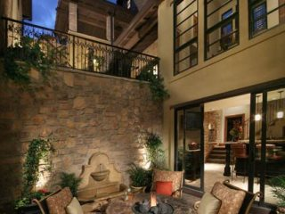 greg, Greg Comstock, comstock design, Outdoor patio olterra Parade Home
