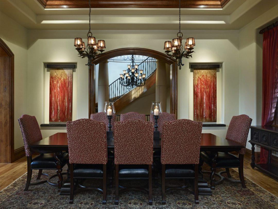 Lasater dining room
