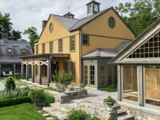 farm house home, kirsten, exterior., farmhouse,