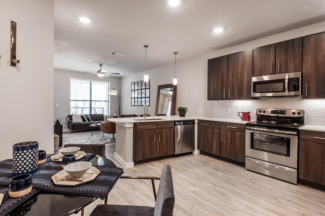 commercial, Lenore Callahan Interior Design,Tribute on the Rim-0044, kitchen, loft