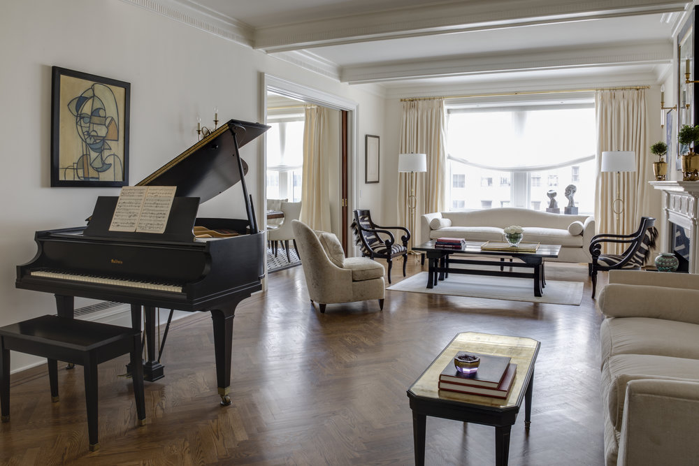 Ann Baumgartner Design apartment