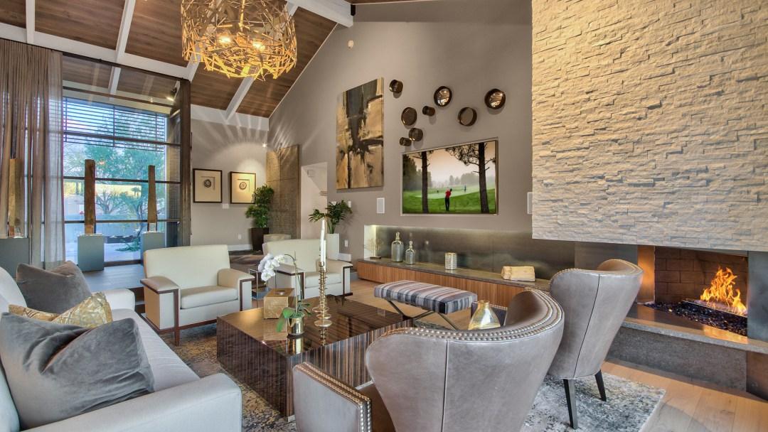 pam, Scottsdale living room