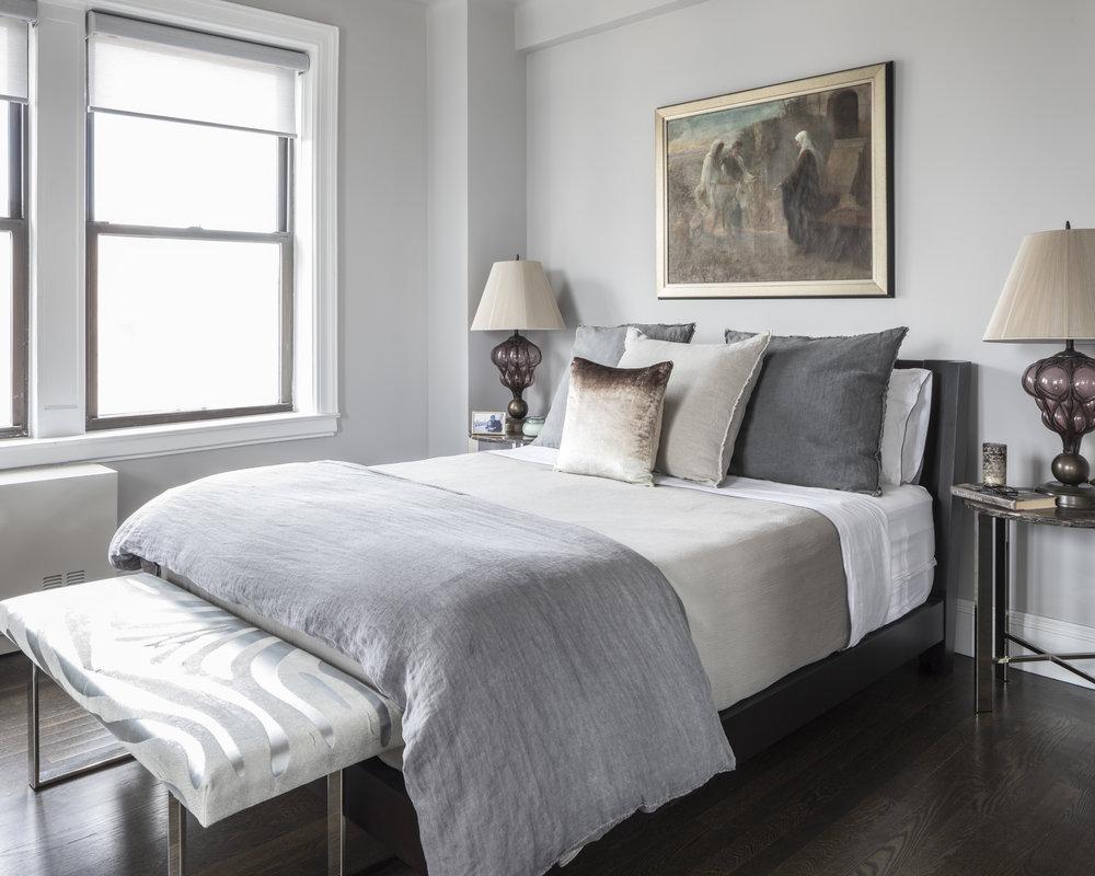 Ann Baumgartner bedroom