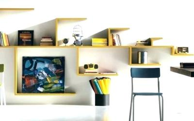 Clever, Creative Shelving and Bookshelves for Your Home