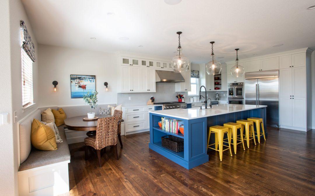 Broomfield, Colorado Bright and Inviting Kitchen Remodel