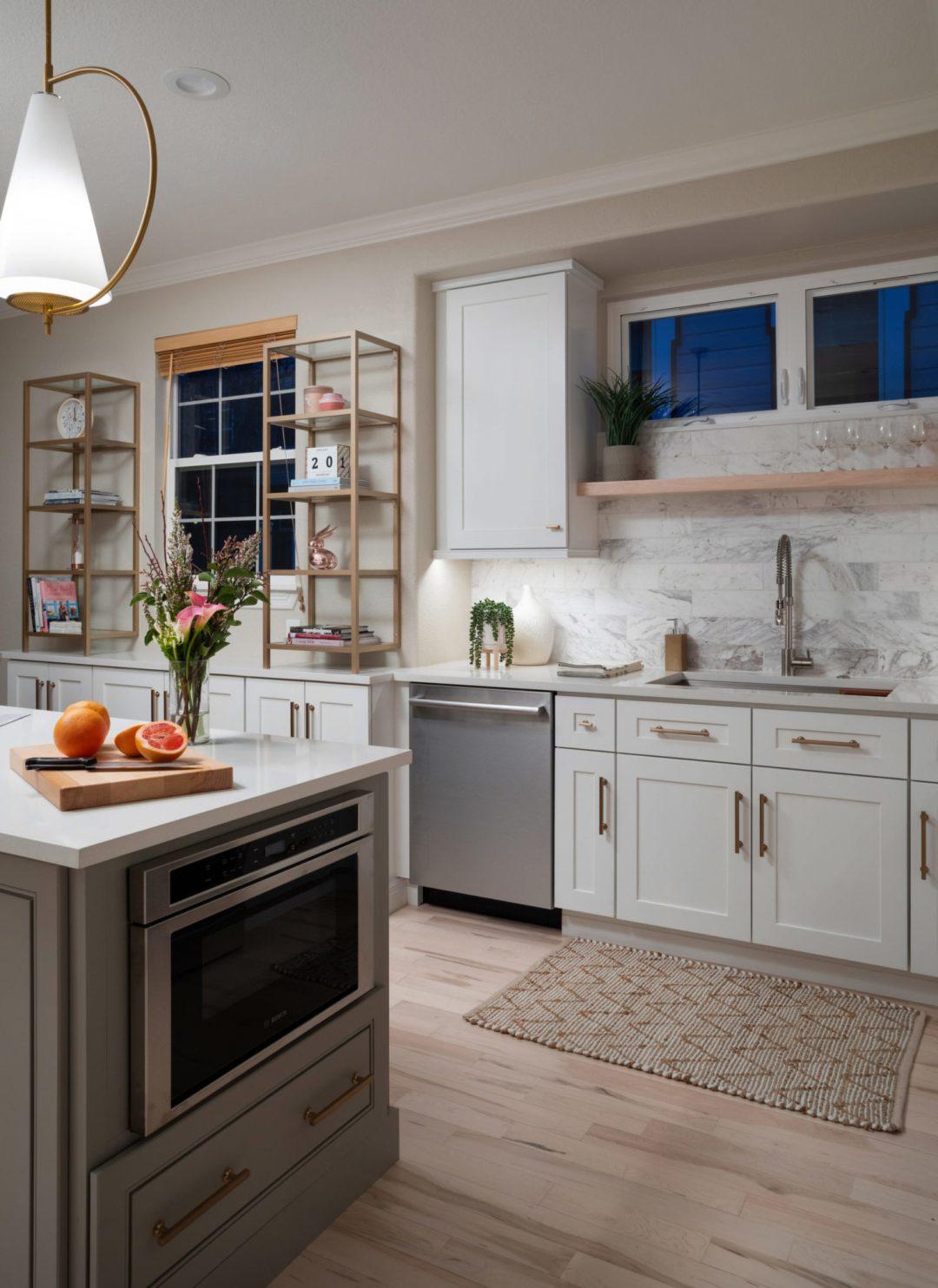 julee, denver designer, kitchen