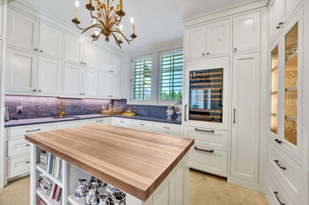 Doss Texas Custom Home kitchen Butlers-Pantry lenore 1
