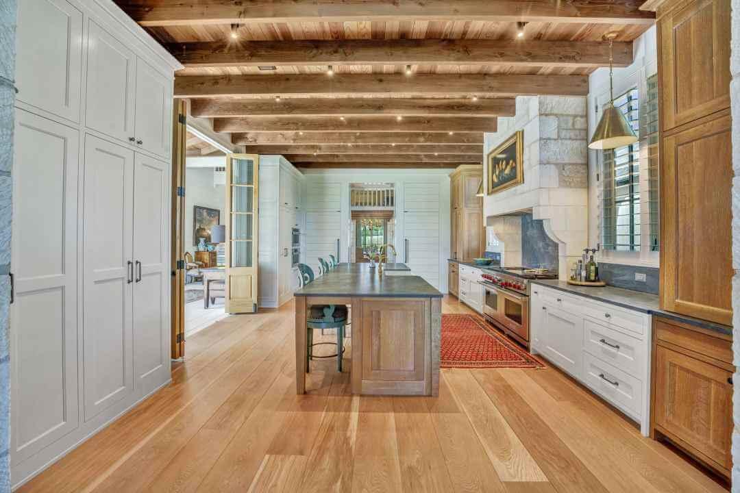 Doss Texas Custom Home kitchen lenore 3