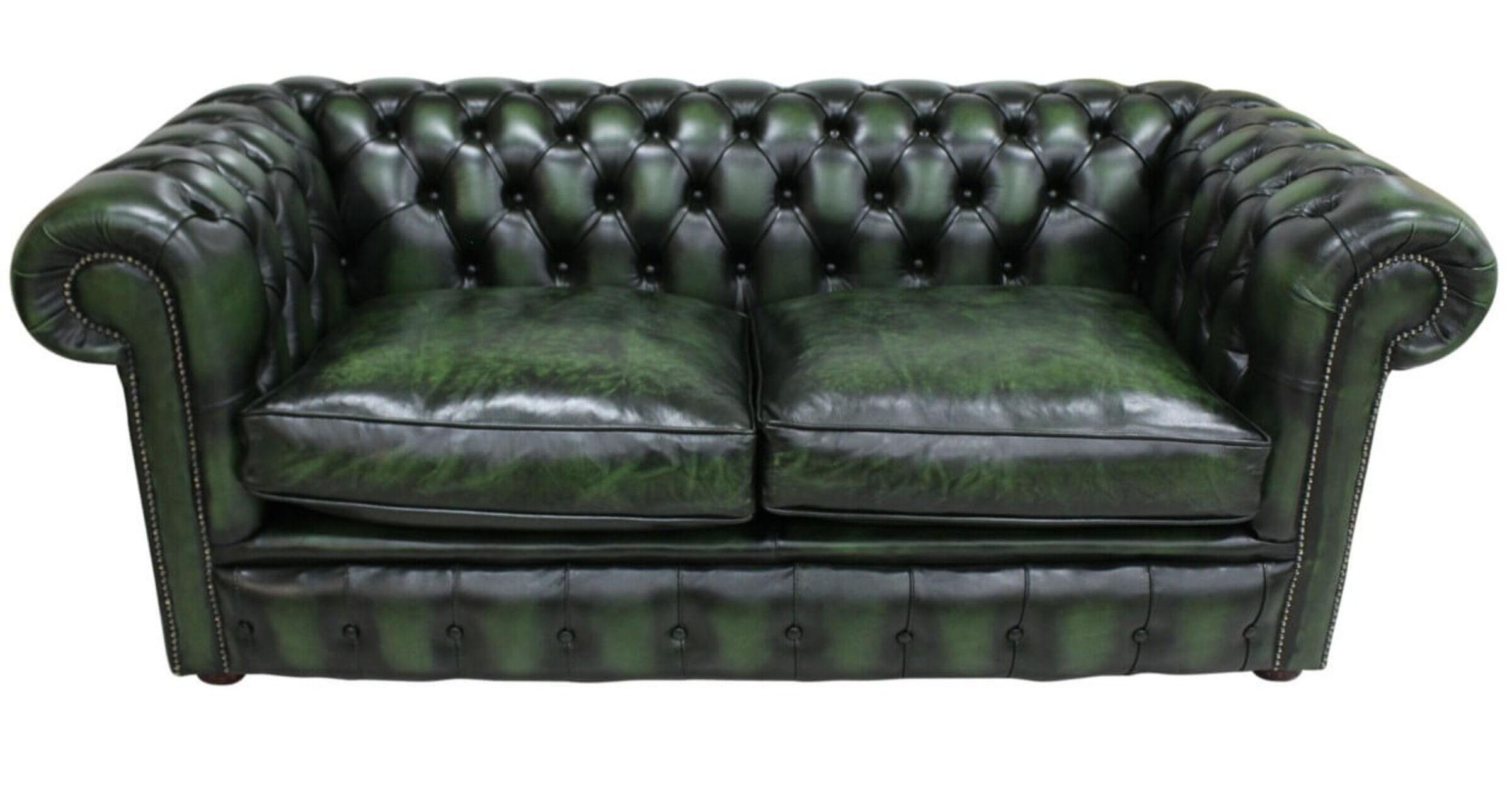 Leather Chaise Lounge Sofa