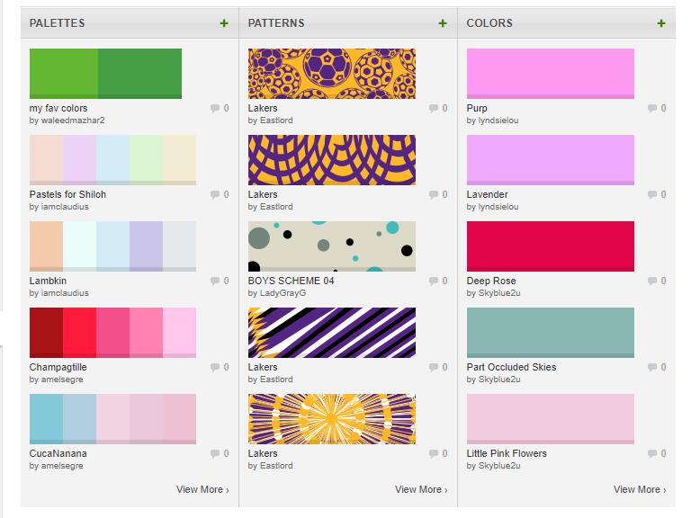 أفضل 20 موقع خاص بإختيار الألوان Color Tools For Designers