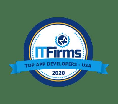 Top app developers usa