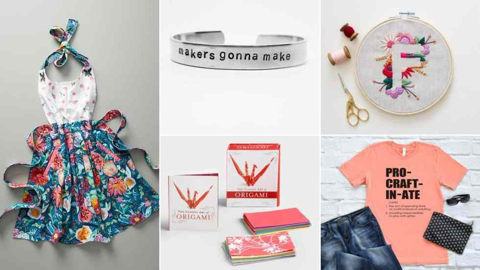 gifts for makers
