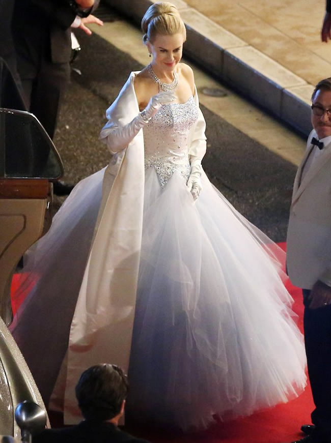 12 Best Dressed Celebrity Brides DesignerzCentral Blog