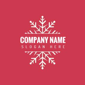 Free Christmas Logo Designs DesignEvo Logo Maker