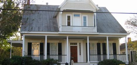 Folk Victorian architecture