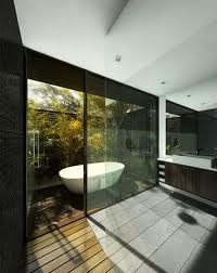 Nature bathroom design ideas