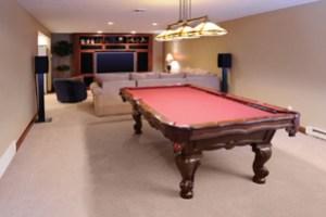 design a recreation room