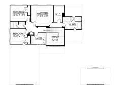 Thayer second floor
