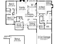 Letcher floor plan