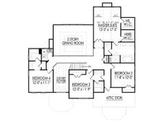 Radcliffe second floor