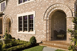 Use brick as a sustainable material