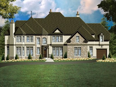 Yorkshire 2 House Plan rendering