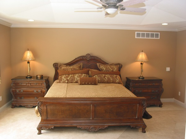 Primrose master bedroom