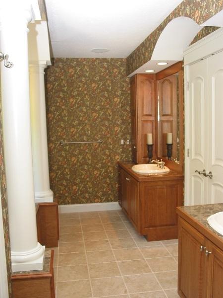 Primrose master bathroom