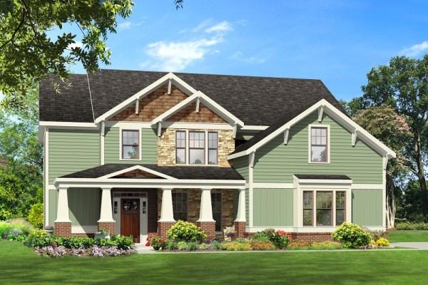 Mason house plan