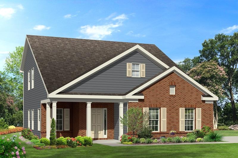 Pheasant house plan