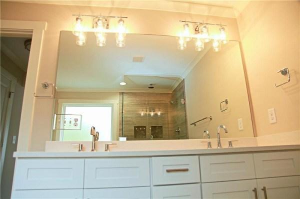 Huntsville Master bathroom vanity