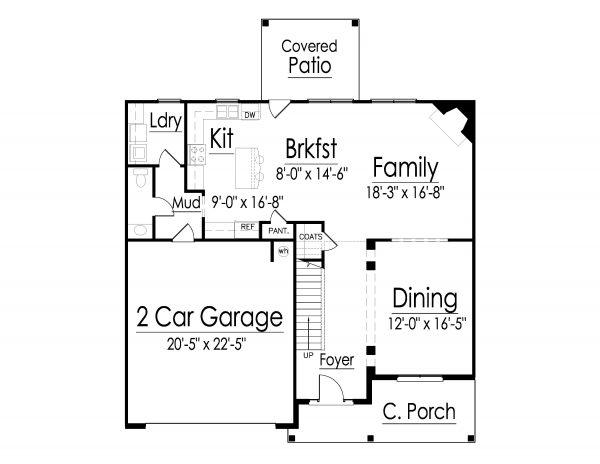 Gatford first floor