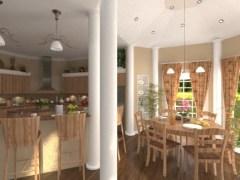 Renica breakfast room