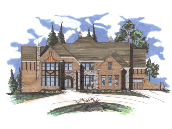 edney I house plan, edney II house plan
