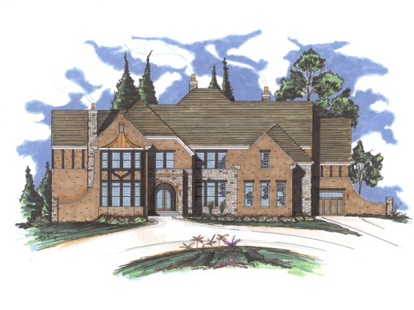 edney I house plan, edney II house plan
