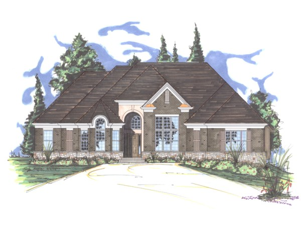 Fletcher elevation rendering