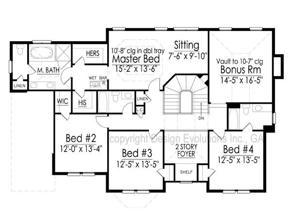 Breedon second floor
